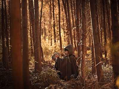 森系杂志 原创森系主题《Autumn language~Life》