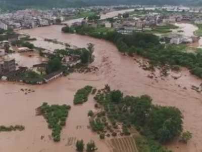 遇难的老人 广东河源暴雨11万人受灾已致7死1失联