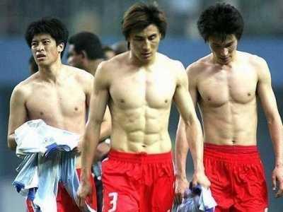 体坛博客 中国体坛最著名的肌肉