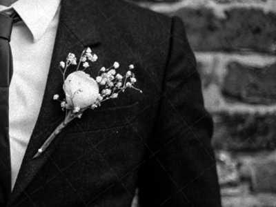 婚纱照发型 北京韩式婚纱照新娘发型好看吗