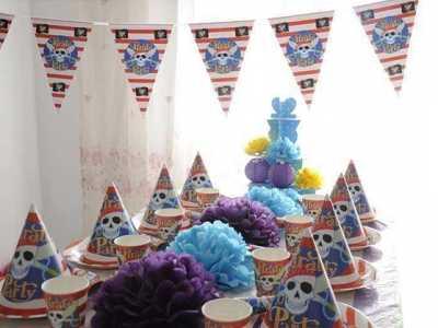 儿童生日派对策划 家里办生日聚会需要准备什么