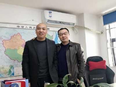 瑞联金融 湖南大学金融EDP中心宁国辉走访学员企业瑞联科技