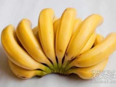 健身多久吃香蕉 健身吃香蕉有什么好处