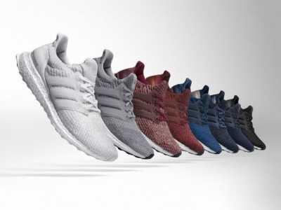 阿迪老款运动鞋 盘点十款阿迪达斯高颜值Boost底的鞋子