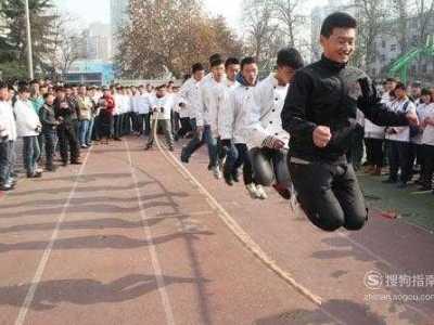 跑跳类有哪些运动 绳类运动项目有哪些