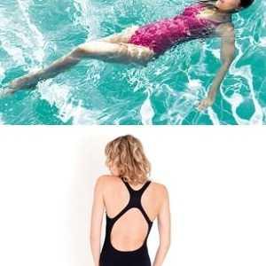 保守型泳衣 女款连体泳衣热销