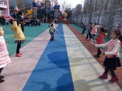 幼儿热身运动我的身体 大班体育热身运动教案