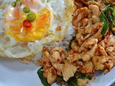 热量最高的菜 盘点泰国菜美味却热量高到爆表