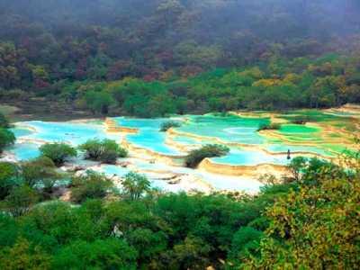 四川最低海拔 四川黄龙海拔多少米