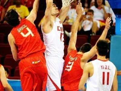 奥运会中国男篮 回望中国男篮的光辉岁月